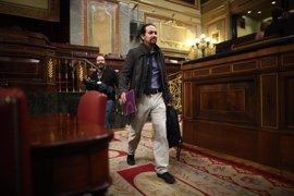 """Iglesias quiere ganar para """"extirpar"""" las dinámicas que generan una """"imagen patética"""" de Podemos"""