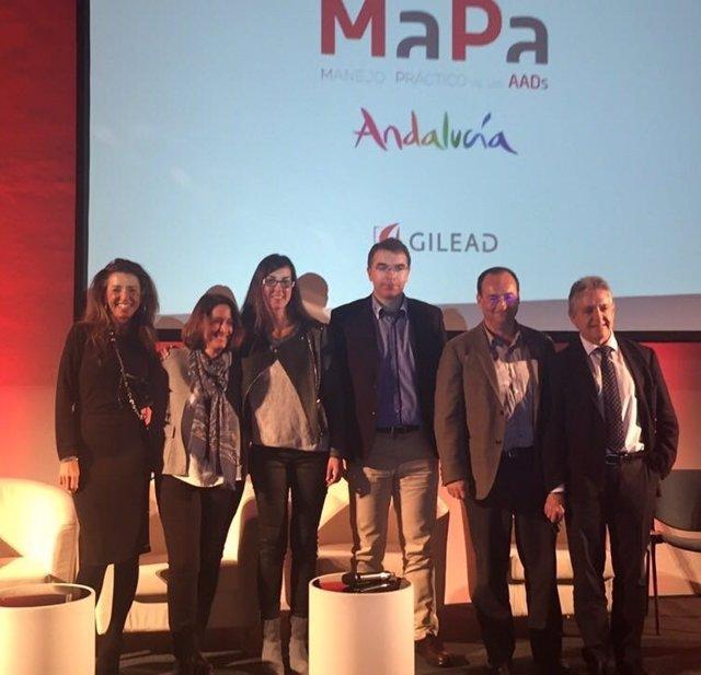 Celebración en Sevilla de la jornada 'MAPA: Manejo práctico de los AADS'