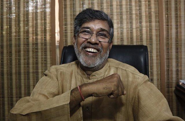 Kailash Satyarthi, Nobel de la Paz 2014