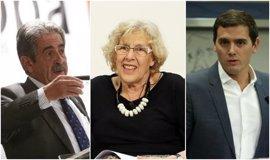 Rivera, Revilla y Carmena, los políticos que los castellano-manchegos elegirían como jefes