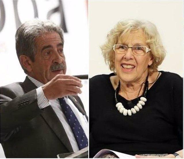 """Revilla y Carmena los elegidos por los riojanos como """"mejores jefes"""""""