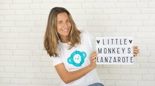 Mar Boronat, booker de Little Monkeys Lanzarote