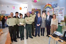 La Junta galardona al colegio rural Atalaya de Antequera por sus trabajos sobre las aves