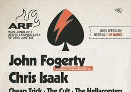 Graveyard y King's X completan el cartel del Azkena Rock Festival de Vitoria