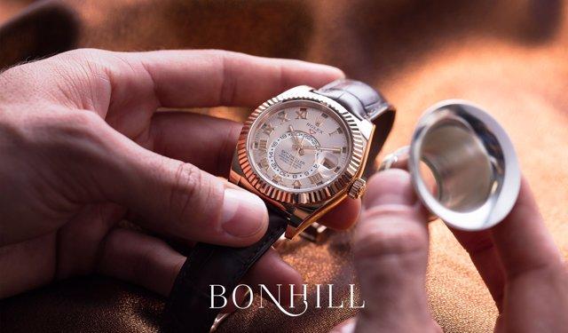 Bonhill, empresa líder en la compra de joyas, relojes y piedras diamantes