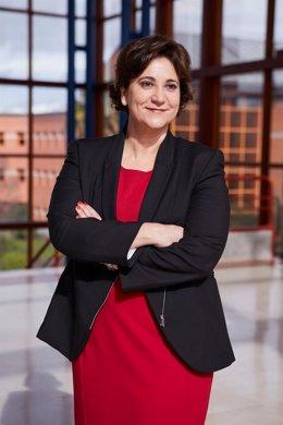 Rosa Berganza, candidata a rectora de la URJC