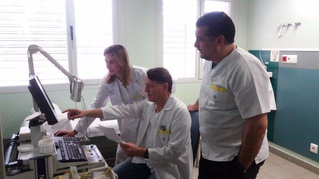 Servicio de neurofisiología