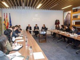 """Domínguez afirma que el Plan de Estadística de La Rioja servirá para """"afrontar retos de Comunidad"""""""