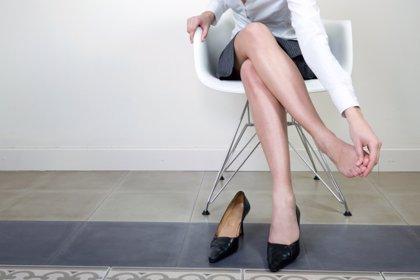 La nueva cirugía de juanetes permite el apoyo del pie desde el primer momento