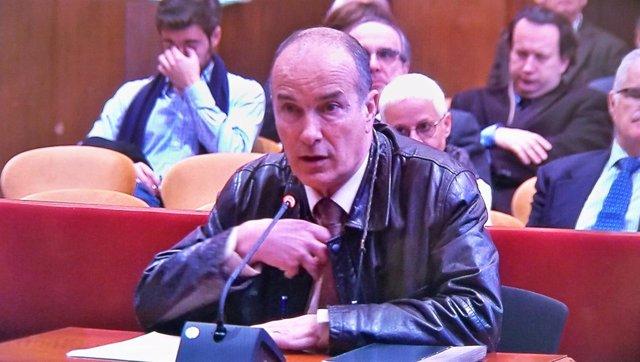 El inspector de educación Josep Alsina declara como testigo en el juicio del 9N