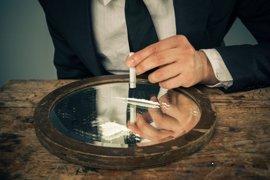 La cocaína destruye neuronas en el lóbulo frontal del cerebro