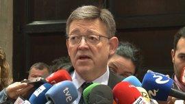 """Puig reclama una reforma fiscal progresiva y estudia la """"posibilidad"""" de pedir al Gobierno la cesión del IVA"""