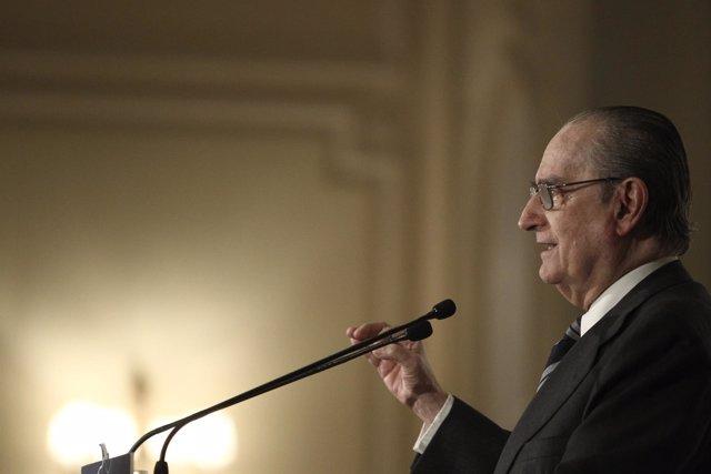 Landelino Lavilla, miembro del Consejo de Estado