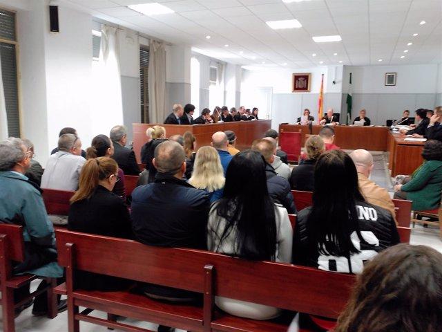 Juicio a una red de prostitución de mujeres rusas