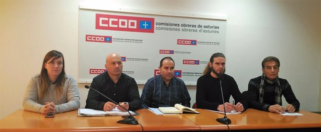 Comité de empresa de Capsa.