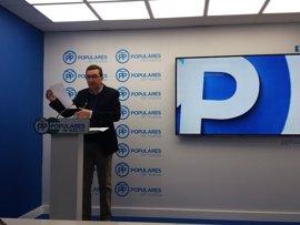 """PP recuerda que el consejero de Economía le aseguró que """"no tienen acción prevista"""" respecto al proyecto CEUS"""