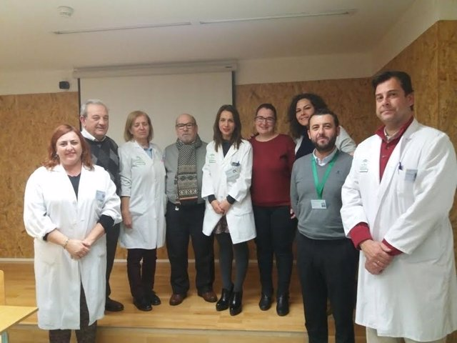 Área Sanitaria Sur y ACPA colaboran para formar al paciente