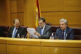 Rajoy acudirá el día 21 de febrero al Pleno del Senado