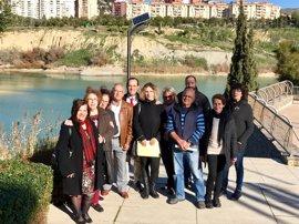 Cs pide al Ayuntamiento de Málaga que garantice el caudal de la Laguna de la Barrera