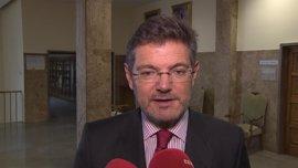 Catalá responde a la declaración de Mas que el TC notifica sus resoluciones