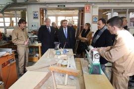 El Servicio Público de Empleo destina en León más de tres millones de euros para formar a 282 parados
