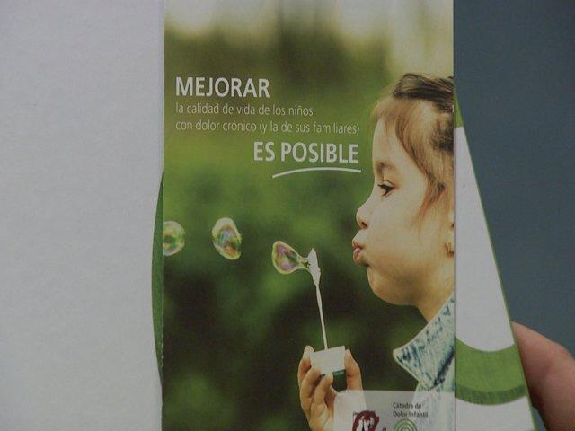 La I Jornada Nacional de Dolor Infantil aborda el impacto y los retos de este pr