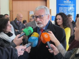 Maeztu pide a la Federación Andaluza de Fútbol más medidas para prevenir la violencia con menores