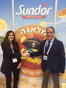 Elías Bendodo Sundor presidente Turismo Costa del Sol acuerdo Tel Aviv feria IMT