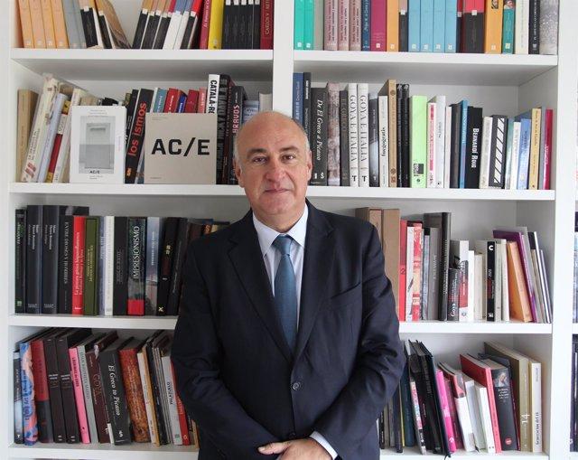 Fernando Benzo, Secretario de Estado de Cultura