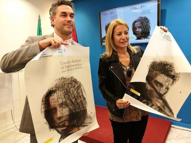 Campaña de protección del patrimonio histórico de Cáceres