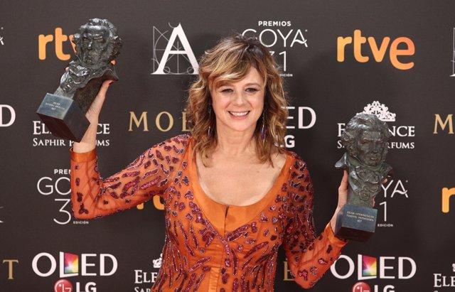 Emma Suárez, Mejor actriz protagonista