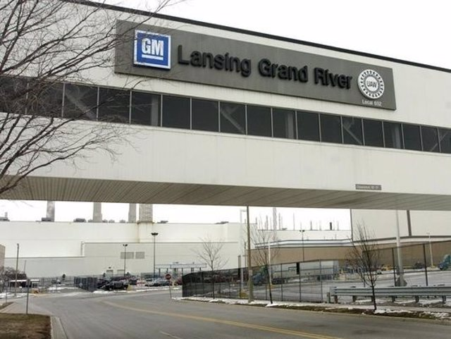 Planta de General Motors en Lansing Grand River (EEUU)