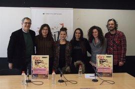 La bailaora y cantaora 'La Chachy' estrena su nuevo espectáculo experimental de teatro y flamenco en el Cánovas