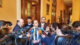 """Millán señala el """"sello naranja"""" en el presupuesto municipal y urge a culminar la tramitación"""