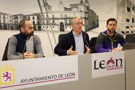 León se convierte en la capital europea del fitness y del Hip Hop a partir del 17 de febrero