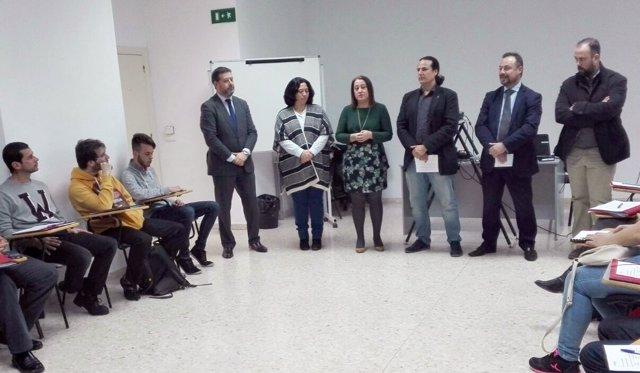 """Meridianos. Nota De Prensa: El Punto De Formación """"Incorpora"""" De Rincón De La Vi"""