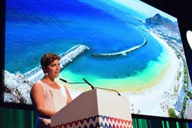 Bermúdez propone una distinción para la regatista Alicia Cebrián