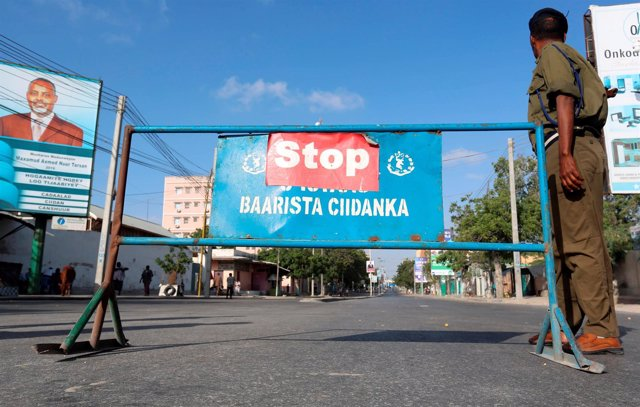 Somalia restringe la circulación de vehículos para mantener la seguridad