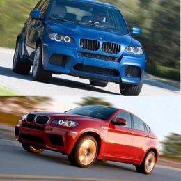 BMW lanza las nuevas versiones de sus todoterrenos X5 y X6