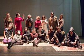 Alumnos de la Escuela Municipal de Teatro suben al Principal para interpretar personajes de Shakespeare