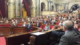 El caso Vidal irrumpe este miércoles en el pleno del Parlament