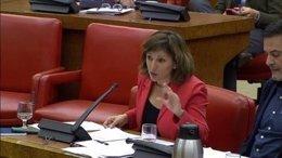 Yolanda Díaz en el Congreso