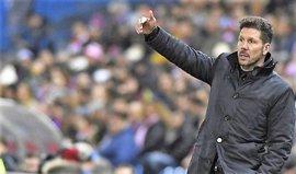 """Simeone: """"Me gustaría estar en la final pero me voy absolutamente orgulloso"""""""