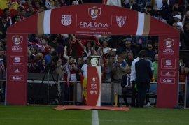 El FC Barcelona vuelve a igualar el récord de 4 finales de Copa consecutivas
