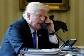 Trump recalca el respaldo de EEUU a Turquía durante una conversación telefónica con Erdogan