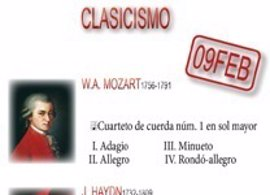 'Melodien String Quartet' actuará en la Residencia Universitaria Hernán Cortés de Badajoz