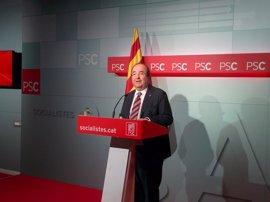 """Iceta (PSC) subraya que se juzga a Mas por desobedecer al TC y """"no por sus ideas"""""""