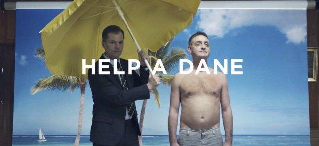 Campaña 'Ayuda a un danés'