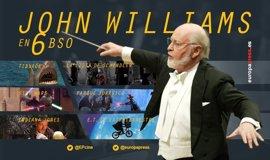 John Williams: Seis de sus bandas sonoras inolvidables