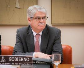 """Dastis dice que la relación con Venezuela es mejor y que hay que apostar por """"Gibraltar español"""" de forma """"inteligente"""""""